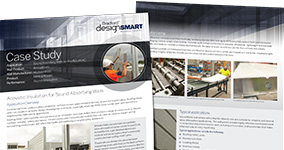 Case Study - Sound Absorbing Walls for Rooftop HVAC