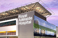 Royal Adeliade Hospital Icon