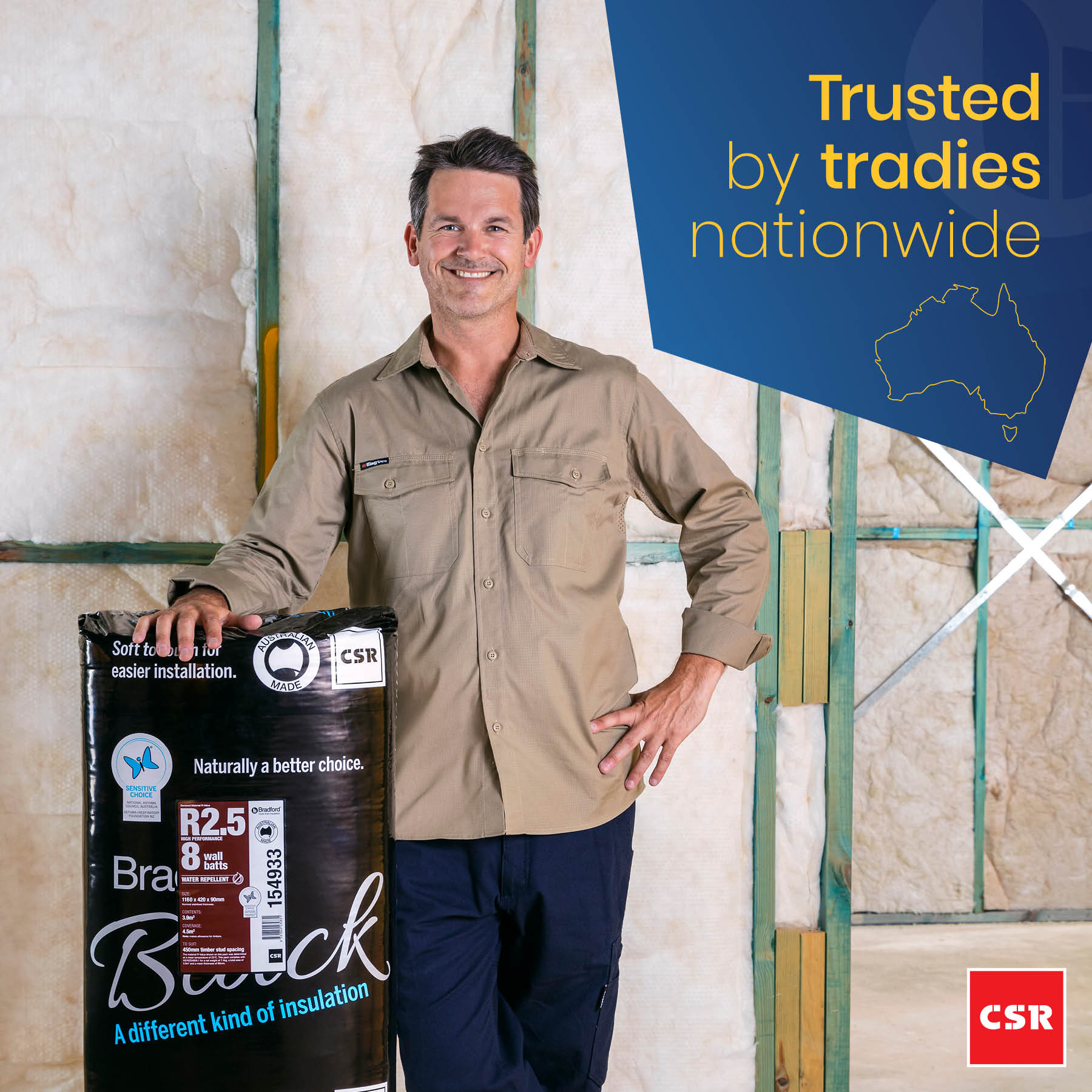 Trusted by Tradies