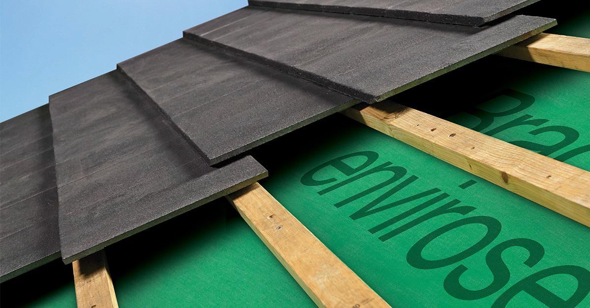 Bradford Enviroseal Proctorwrap Vapour Permeable Roof