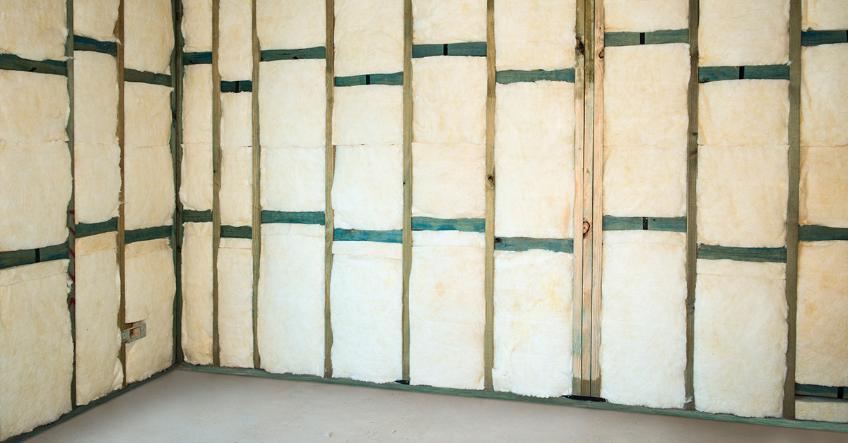 CSR Bradford's products for insulating your home's walls
