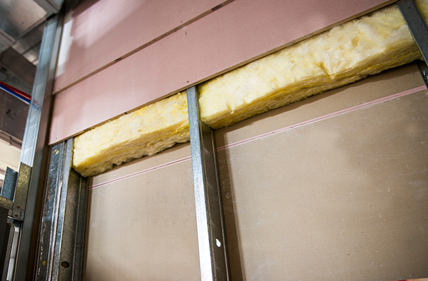 Acoustigard - Acoustic Glasswool