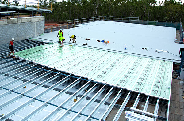 Case Study Bradford High Performance Roof System For