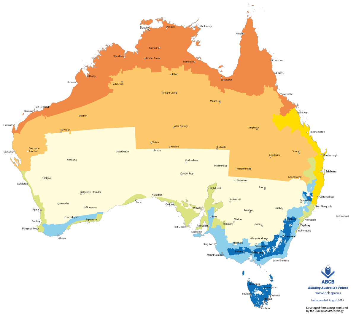 Whats Your Climate Zone And Why Do You Need To Know - Sweden climate zone map