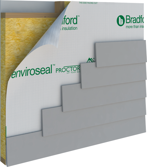 Breather vs permeable wall wrap