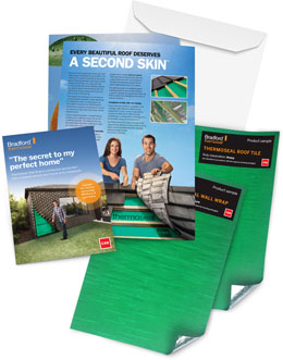 Thermoseal sample pack