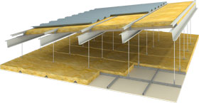 Ashgrid Roof Spacer System Commercial Amp Industrial