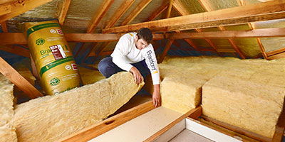 Thermal Insulation For Existing Homes